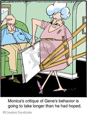 Comic Strip Jerry Van Amerongen  Ballard Street 2012-05-09 behavior