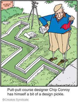 Cartoonist Jerry Van Amerongen  Ballard Street 2012-06-07 design