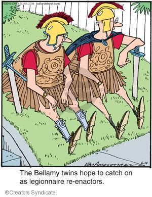 Comic Strip Jerry Van Amerongen  Ballard Street 2012-06-15 twin
