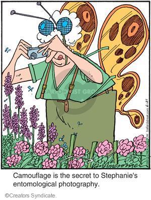Comic Strip Jerry Van Amerongen  Ballard Street 2012-06-21 photograph