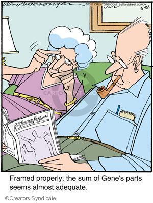 Comic Strip Jerry Van Amerongen  Ballard Street 2012-06-30 adequacy