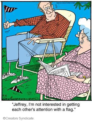 Comic Strip Jerry Van Amerongen  Ballard Street 2012-09-15 relationship