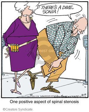 Comic Strip Jerry Van Amerongen  Ballard Street 2012-12-13 over