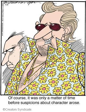 Comic Strip Jerry Van Amerongen  Ballard Street 2013-01-15 character