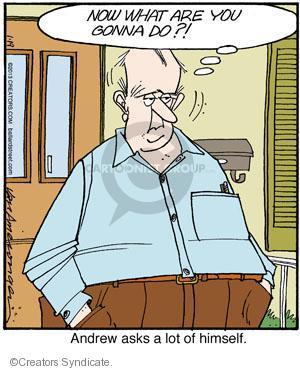 Comic Strip Jerry Van Amerongen  Ballard Street 2013-01-19 himself