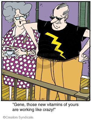 Comic Strip Jerry Van Amerongen  Ballard Street 2013-01-21 clothes