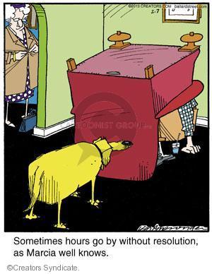 Cartoonist Jerry Van Amerongen  Ballard Street 2013-02-07 dog