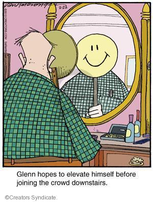 Comic Strip Jerry Van Amerongen  Ballard Street 2013-02-22 Glenn