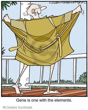 Comic Strip Jerry Van Amerongen  Ballard Street 2013-04-22 natural