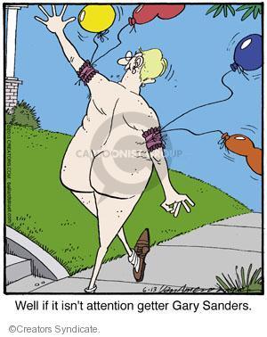 Comic Strip Jerry Van Amerongen  Ballard Street 2013-06-13 balloon