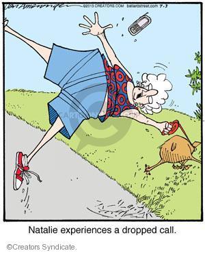 Cartoonist Jerry Van Amerongen  Ballard Street 2013-07-03 dog
