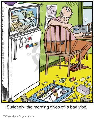 Comic Strip Jerry Van Amerongen  Ballard Street 2013-11-06 give