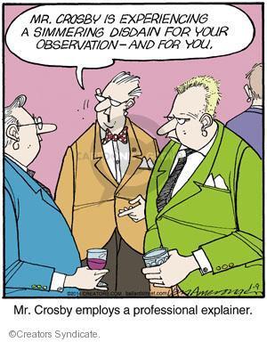 Comic Strip Jerry Van Amerongen  Ballard Street 2014-01-09 professional