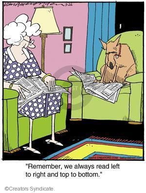 Cartoonist Jerry Van Amerongen  Ballard Street 2014-03-26 dog training