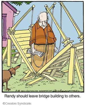 Comic Strip Jerry Van Amerongen  Ballard Street 2014-03-28 faulty
