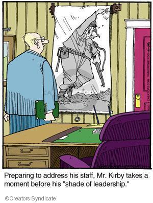 Comic Strip Jerry Van Amerongen  Ballard Street 2014-05-26 inspiration