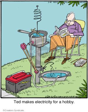 Comic Strip Jerry Van Amerongen  Ballard Street 2015-01-09 generation