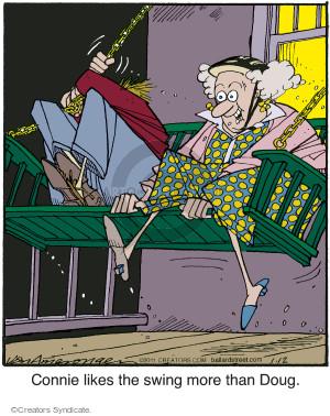 Comic Strip Jerry Van Amerongen  Ballard Street 2015-01-12 high