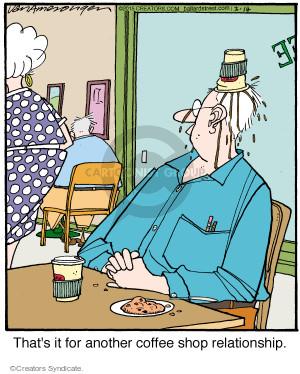 Comic Strip Jerry Van Amerongen  Ballard Street 2015-03-14 relationship