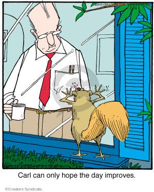 Comic Strip Jerry Van Amerongen  Ballard Street 2015-03-16 can