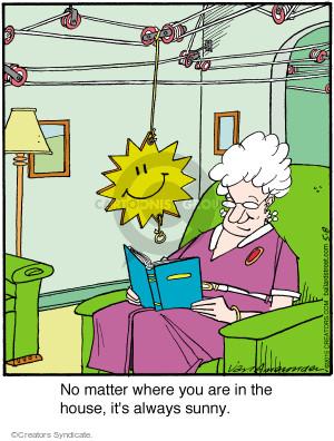 Comic Strip Jerry Van Amerongen  Ballard Street 2015-05-08 system