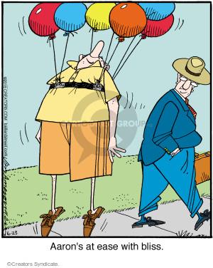 Comic Strip Jerry Van Amerongen  Ballard Street 2015-06-23 natural