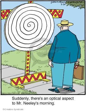 Comic Strip Jerry Van Amerongen  Ballard Street 2015-06-26 aspect