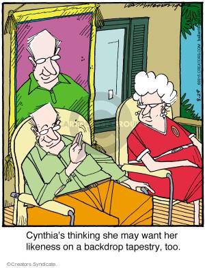Comic Strip Jerry Van Amerongen  Ballard Street 2015-08-28 May