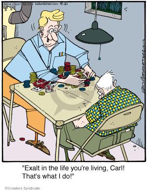Cartoonist Jerry Van Amerongen  Ballard Street 2015-09-21 playing