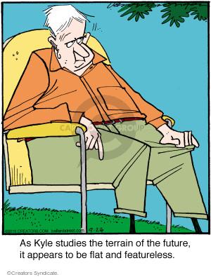 Comic Strip Jerry Van Amerongen  Ballard Street 2015-09-24 prospective