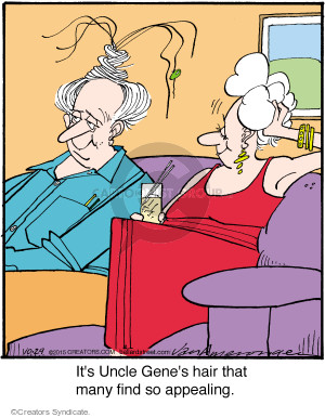 Comic Strip Jerry Van Amerongen  Ballard Street 2015-10-29 style