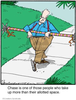 Comic Strip Jerry Van Amerongen  Ballard Street 2015-11-07 those