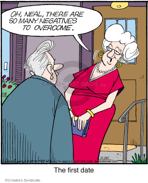 Comic Strip Jerry Van Amerongen  Ballard Street 2015-11-20 relationship
