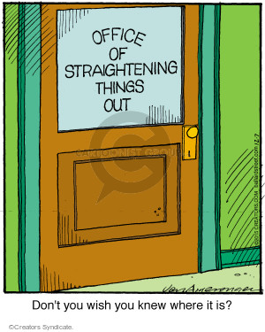 Comic Strip Jerry Van Amerongen  Ballard Street 2015-12-07 location