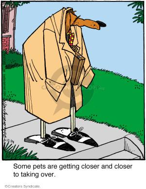 Comic Strip Jerry Van Amerongen  Ballard Street 2015-12-24 human