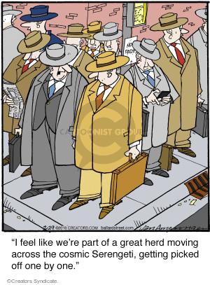 Comic Strip Jerry Van Amerongen  Ballard Street 2016-02-29 part