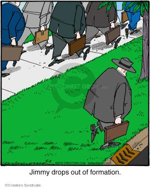 Comic Strip Jerry Van Amerongen  Ballard Street 2016-05-02 conformity