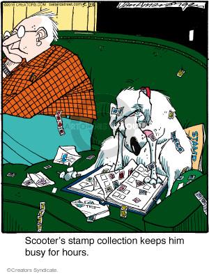 Comic Strip Jerry Van Amerongen  Ballard Street 2016-05-23 hour