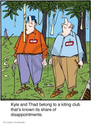 Comic Strip Jerry Van Amerongen  Ballard Street 2016-06-04 Kyle