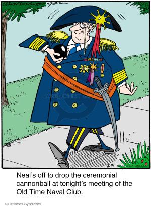 Cartoonist Jerry Van Amerongen  Ballard Street 2016-08-03 Neal