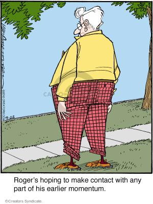 Comic Strip Jerry Van Amerongen  Ballard Street 2016-09-22 any