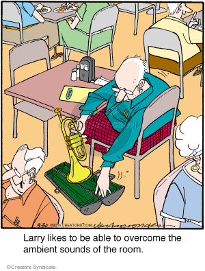 Comic Strip Jerry Van Amerongen  Ballard Street 2016-09-30 Larry