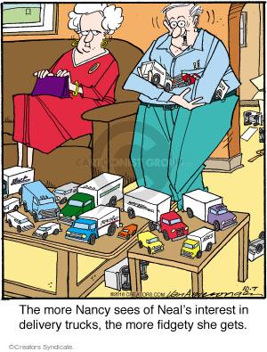 Comic Strip Jerry Van Amerongen  Ballard Street 2016-10-07 miniature