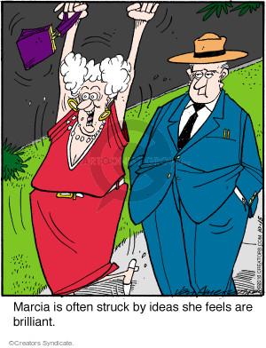 Cartoonist Jerry Van Amerongen  Ballard Street 2016-10-15 inspiration