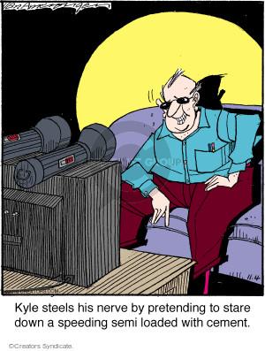 Comic Strip Jerry Van Amerongen  Ballard Street 2016-11-04 load