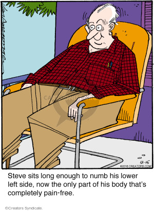 Comic Strip Jerry Van Amerongen  Ballard Street 2016-12-15 lower