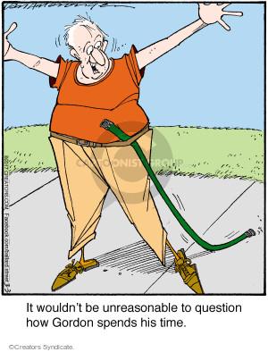 Comic Strip Jerry Van Amerongen  Ballard Street 2017-03-03 question