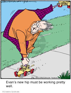 Comic Strip Jerry Van Amerongen  Ballard Street 2017-03-06 must