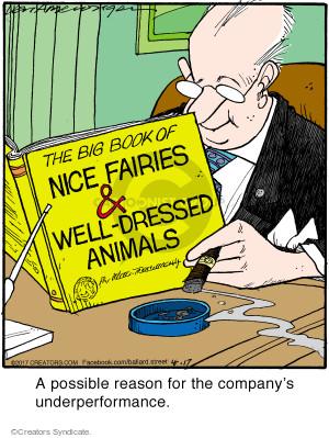 Comic Strip Jerry Van Amerongen  Ballard Street 2017-04-17 book publisher