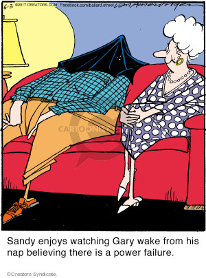 Comic Strip Jerry Van Amerongen  Ballard Street 2017-06-03 cover